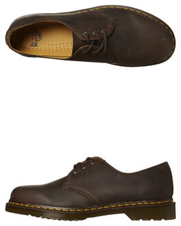 GAUCHO CRAZY HORSE MENS FOOTWEAR DR. MARTENS FASHION SHOES - SS11838201GAUM