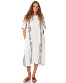 MULTI WOMENS CLOTHING ZULU AND ZEPHYR DRESSES - ZZ2071MUL