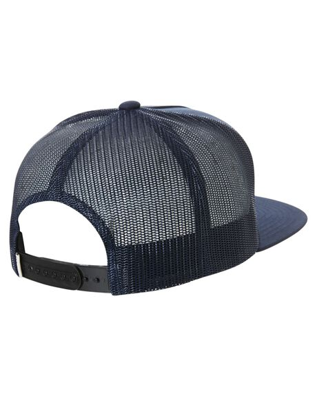 NAVY MENS ACCESSORIES KATIN HEADWEAR - HTMOT07NVY