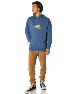 PACIFIC BLUE MENS CLOTHING THE CRITICAL SLIDE SOCIETY JUMPERS - FC1826PCBLU