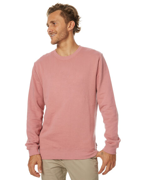 DUSTY SALMON MENS CLOTHING SWELL JUMPERS - S5173451DSAL