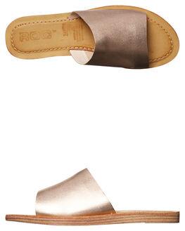 ROSE WOMENS FOOTWEAR ROC BOOTS AUSTRALIA FASHION SANDALS - TSRWS1749ROSE