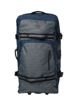 DARK SLATE HEATHER MENS ACCESSORIES BILLABONG BAGS + BACKPACKS - 9671246DH2