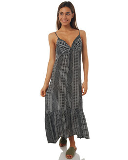 BLACK OUTLET WOMENS RIP CURL DRESSES - GDRZX30090