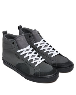 GREY MENS FOOTWEAR EMERICA HI TOPS - 6107000240030