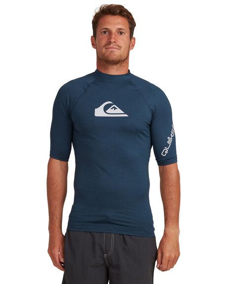 NAVY BLAZER HEATHER BOARDSPORTS SURF QUIKSILVER MENS - EQYWR03293-BYJ1