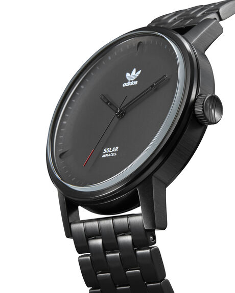 ALL BLACK MENS ACCESSORIES ADIDAS WATCHES - Z24-001-00ABLK