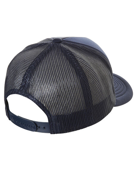 NAVY MENS ACCESSORIES FLEX FIT HEADWEAR - BWT2002NVY