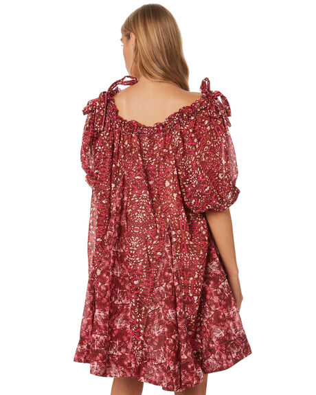 PINK WOMENS CLOTHING FREE PEOPLE DRESSES - OB11204176602