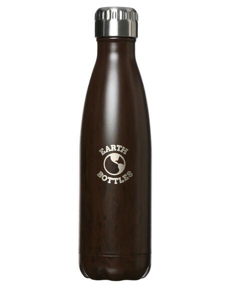 MAHOGANY MENS ACCESSORIES EARTH BOTTLES DRINKWARE - EB500EBO