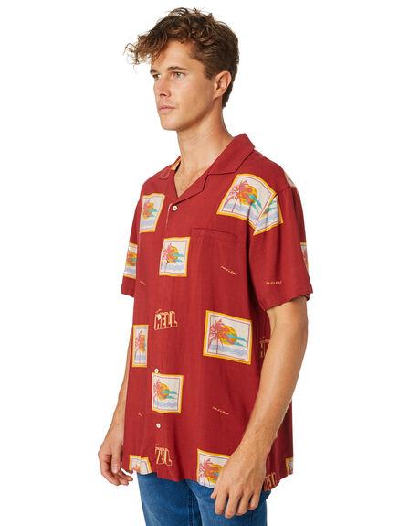 BROWN MENS CLOTHING INSIGHT SHIRTS - 5000003332BRWN