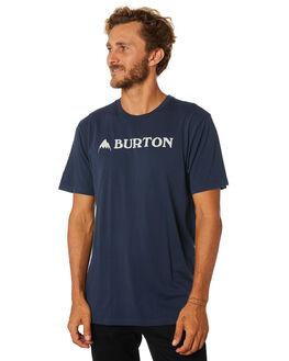 MOOD INDIGO MENS CLOTHING BURTON TEES - 203831400