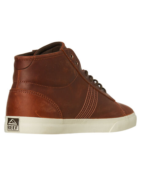 BROWN MENS FOOTWEAR REEF BOOTS - A2XMQBRO