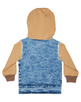 CAMEL KIDS BOYS RADICOOL DUDE JUMPERS + JACKETS - RD1122CAM