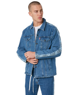 BUZZER BEATER MENS CLOTHING LEVI'S JACKETS - 57850-0000