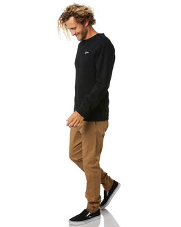 BLACK MENS CLOTHING RIP CURL JUMPERS - CFEQI10090