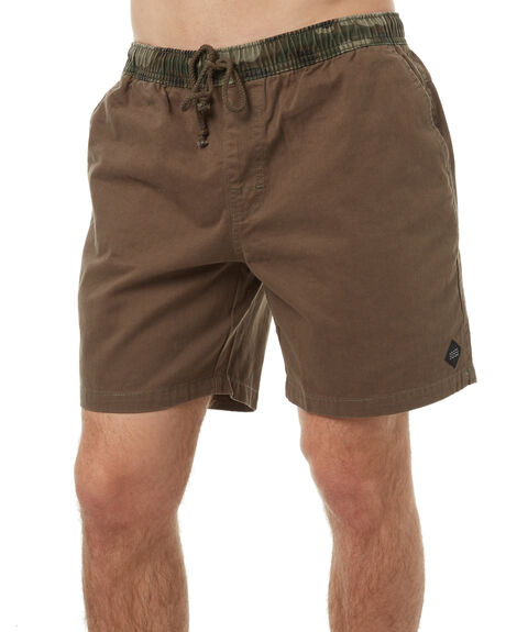CAMO MENS CLOTHING SWELL SHORTS - S5174237CAM