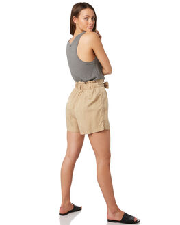 CORNSTALK WOMENS CLOTHING RUSTY SHORTS - WKL0673CNL
