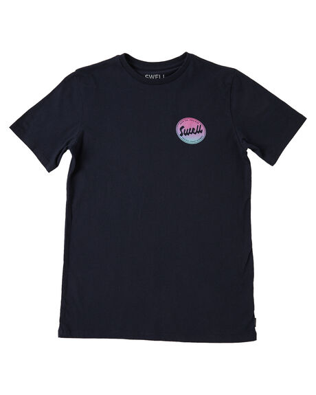 CLASSIC NAVY KIDS BOYS SWELL TOPS - S3222001CLNVY