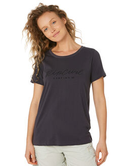 NINE IRON WOMENS CLOTHING RIP CURL TEES - GTEBG24285