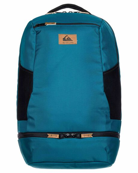 BLUE CORAL MENS ACCESSORIES QUIKSILVER BAGS + BACKPACKS - EQYBP03633-BRS0