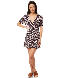 INDIGO WOMENS CLOTHING TIGERLILY DRESSES - T381400IND