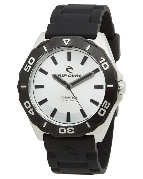 SILVER MENS ACCESSORIES RIP CURL WATCHES - A29770544