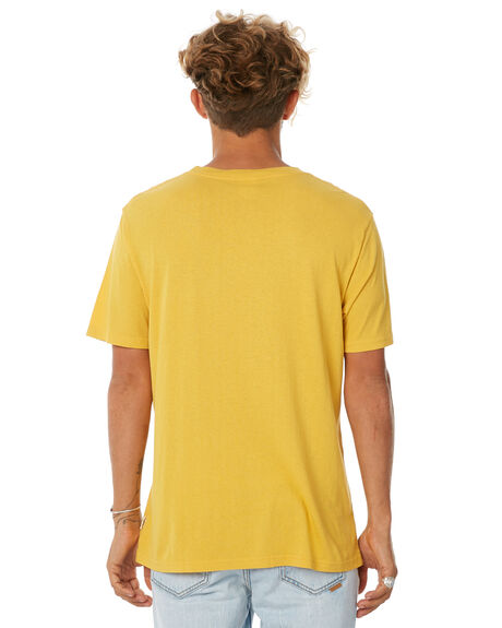YELLOW MENS CLOTHING INSIGHT TEES - 5000001841YLW