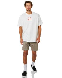 MILK MENS CLOTHING ZANEROBE TEES - 121-CONMLK