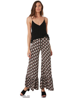 CHARCOAL WOMENS CLOTHING TIGERLILY PANTS - T391378CHR