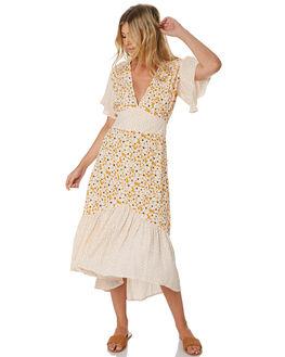 POSY FLORAL WOMENS CLOTHING RUE STIIC DRESSES - RWS-19-21-1MIXRV