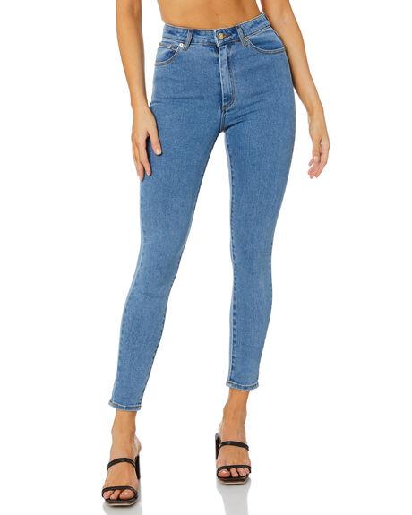 LA BLUES WOMENS CLOTHING ABRAND JEANS - 70075A396