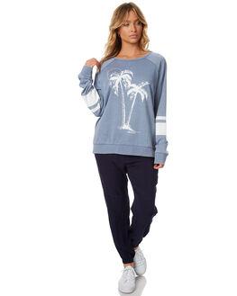 BLUE WOMENS CLOTHING RIP CURL JUMPERS - GFEAI80070
