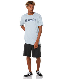 HEATHER BLACK MENS CLOTHING HURLEY SHORTS - CJ6239032
