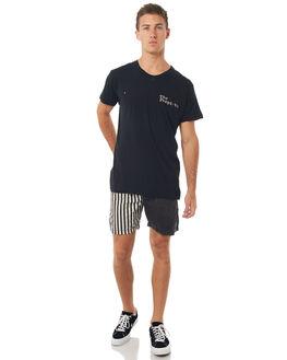 BLACK ACID MENS CLOTHING THE PEOPLE VS TEES - HS17067BACID