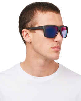 GRAPHITE SATIN MENS ACCESSORIES VONZIPPER SUNGLASSES - SMPMAXPGPGRSAT