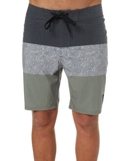 MOSS MENS CLOTHING DEPACTUS BOARDSHORTS - D5184245MOSS
