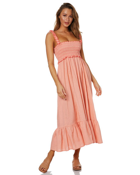 PEACH OUTLET WOMENS RUE STIIC DRESSES - WS-20-14-1-PE-LCPE