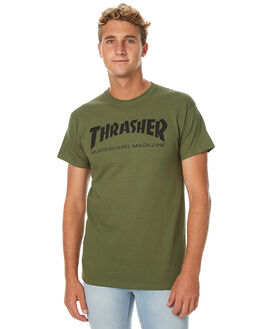 ARMY MENS CLOTHING THRASHER TEES - 311027ARMY