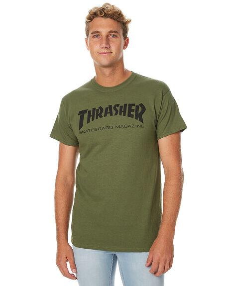 ARMY MENS CLOTHING THRASHER TEES - 311027ARMY