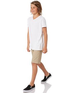 KHAKI KIDS BOYS HURLEY SHORTS - CT1717235