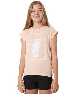 PEACH KIDS GIRLS RIP CURL TOPS - JTEED10165