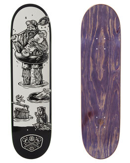 MULTI BOARDSPORTS SKATE ELEMENT DECKS - BDLGNRVRMULTI