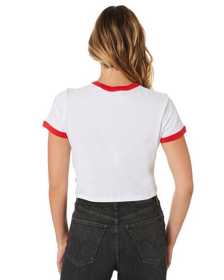 WHITE WOMENS CLOTHING LEVI'S TEES - 79729-00010001