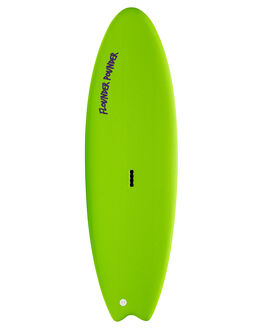 LIME PURPLE BOARDSPORTS SURF GNARALOO GSI SOFTBOARDS - GN-FLOPO-LMPR