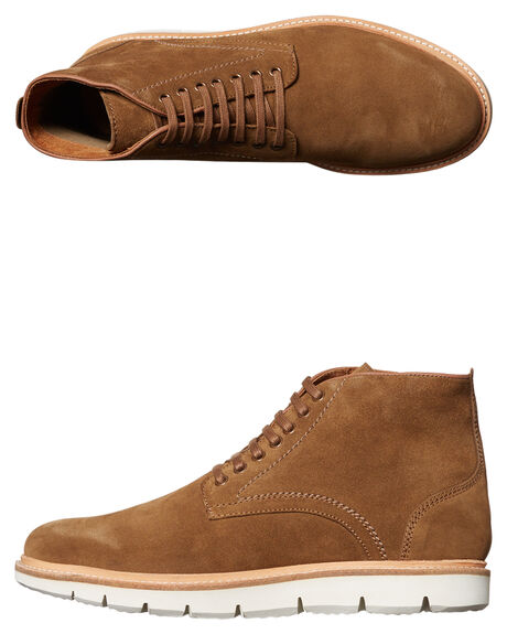 TAN MENS FOOTWEAR URGE BOOTS - URG16171TAN