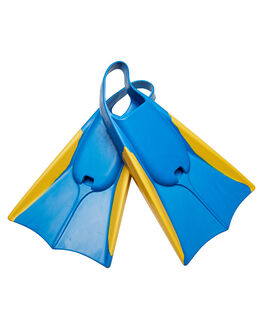 BLUE YELLOW BOARDSPORTS SURF NMD BODYBOARDS ACCESSORIES - N19F2SBYBLUYE