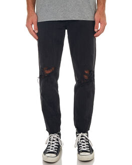 MARBLE BLACK MENS CLOTHING INSIGHT JEANS - 5000000228MBLK