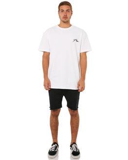 OD BLACK MENS CLOTHING RUSTY SHORTS - WKM0784OBK
