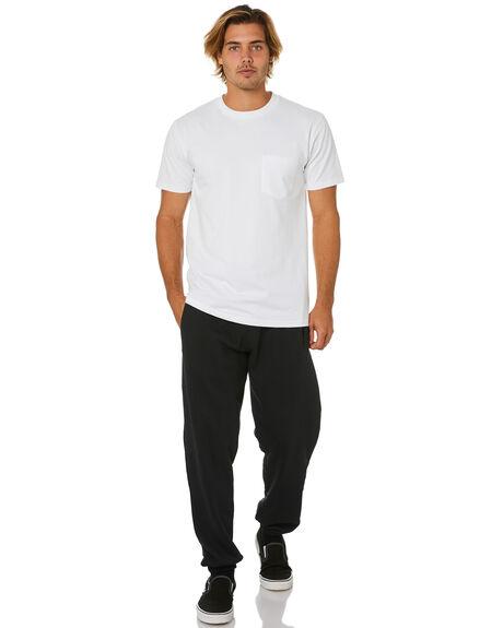 BLACK MENS CLOTHING SWELL PANTS - S5203191BLACK